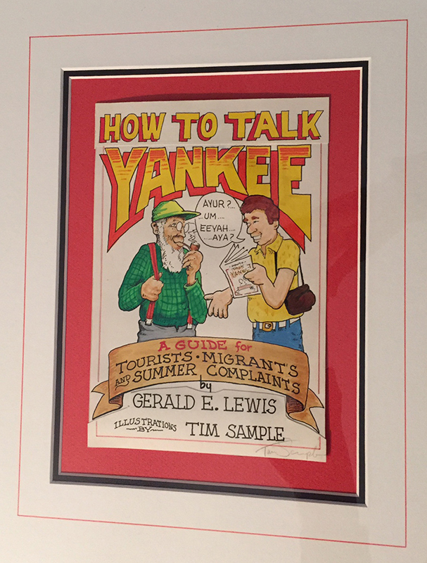 How To Talk Yankee Book Cover