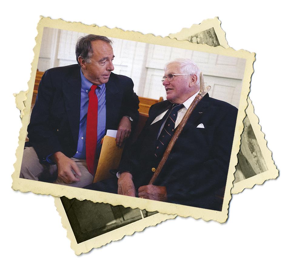 Tim Sample and Robert Bryan